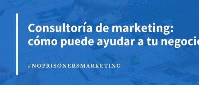 Consultoría de marketing: cómo puede ayudar a tu negocio